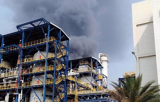 Trung Quốc: Nổ lớn tại nhà máy hóa chất, hơn 10.000 người phải sơ tán - Ảnh 1