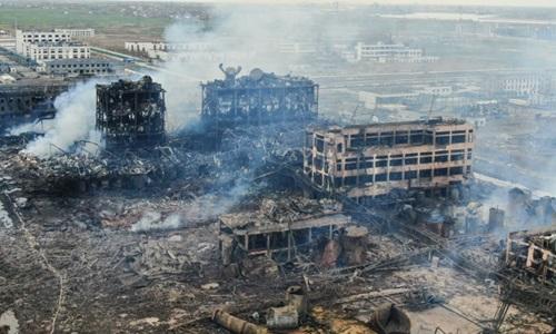Trung Quốc: Nổ lớn tại nhà máy hóa chất, hơn 10.000 người phải sơ tán - Ảnh 2