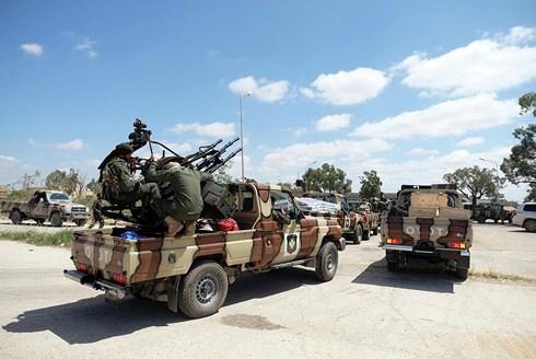 Tin tức Libya mới nhất: Lực lượng của tướng Haftar bị đánh bật khỏi sân bay Tripoli - Ảnh 1