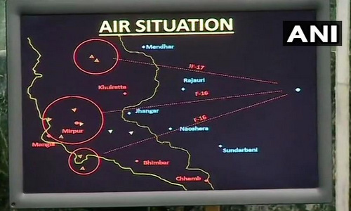 Ấn Độ tung bằng chứng đanh thép, khẳng định bắn hạ tiêm kích  F-16 của Pakistan  - Ảnh 1