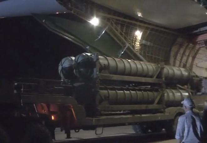 Israel tuyên bố sẽ hủy diệt S-300 của Nga ở Syria nếu chiến đấu cơ bị đe dọa - Ảnh 1