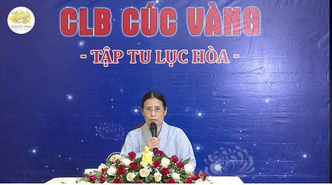 Bà Phạm Thị Yến tiếp tục đăng đàn thuyết giảng: Chính quyền thành phố Uông Bí nói gì? - Ảnh 2