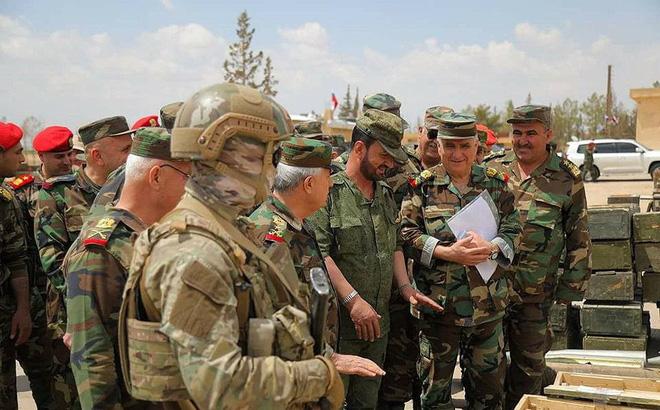 Sư đoàn Hổ Syria tấn công dồn dập, xóa sổ phiến quân ở Tây Bắc Hama  - Ảnh 1
