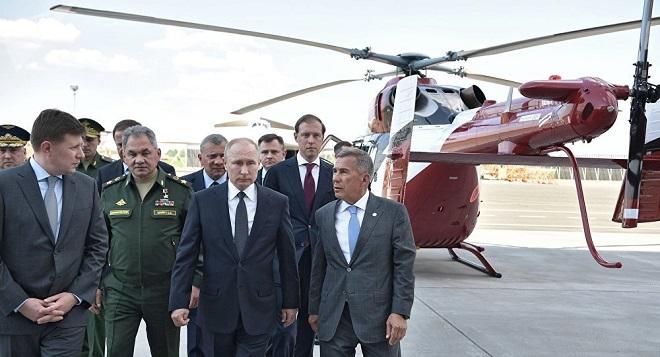 Tổng thống Putin chỉ đạo phát triển lực lượng không gian, ưu tiên lá chắn vũ khí siêu thanh - Ảnh 1