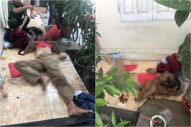 Nắng nóng kinh hoàng, cụ ông 70 tuổi bất ngờ tử vong trước cửa nhà dân - Ảnh 1