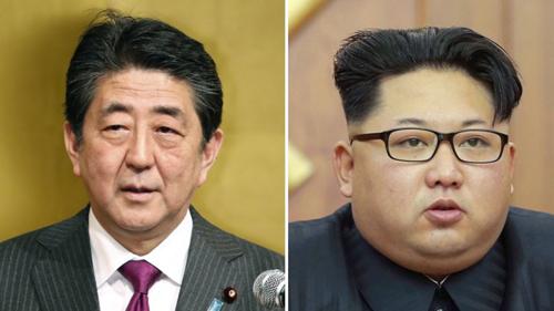 Thủ tướng Nhật Bản sẵn sàng gặp Chủ tịch Triều Tiên vô điều kiện - Ảnh 1