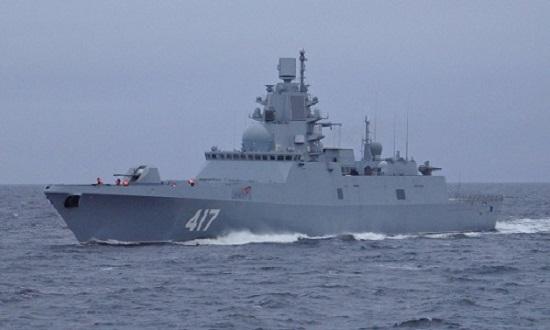 Hé lộ tân chiến hạm Nga có khả năng mang gần 50 tên lửa, tầm bắn tới 2.600km - Ảnh 2