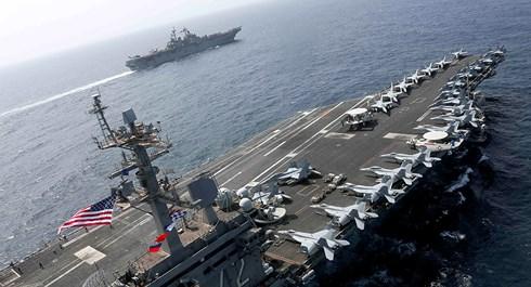 Tin tức quân sự mới nóng nhất hôm nay 23/05/2019: Mỹ tìm cách thao túng các nước vùng Vịnh? - Ảnh 1