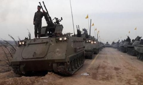4 nhóm vũ trang đồng minh sẽ sát cánh cùng Iran nếu xung đột quân sự nổ ra - Ảnh 2