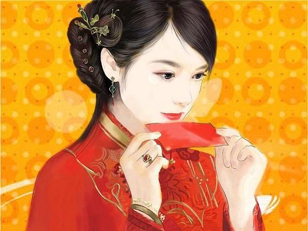 Chân dung ngũ đại mỹ nhân nổi tiếng bậc nhất thời Trung Hoa cổ đại  - Ảnh 1