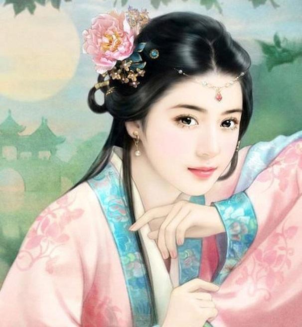 Chân dung ngũ đại mỹ nhân nổi tiếng bậc nhất thời Trung Hoa cổ đại  - Ảnh 3