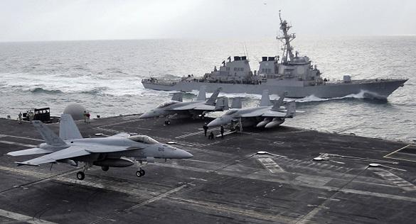 """Tướng Iran tuyên bố quân đội Mỹ tại khu vực Tây Á đang """"yếu nhất trong lịch sử"""" - Ảnh 1"""