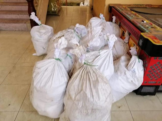 Nghệ An: Khởi tố 4 bị can trong vụ vứt 700 kg ma túy ra đồng muối phi tang - Ảnh 1