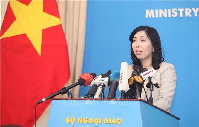Việt Nam lên tiếng về việc Trung Quốc áp dụng cấm đánh bắt cá ở Biển Đông - Ảnh 1
