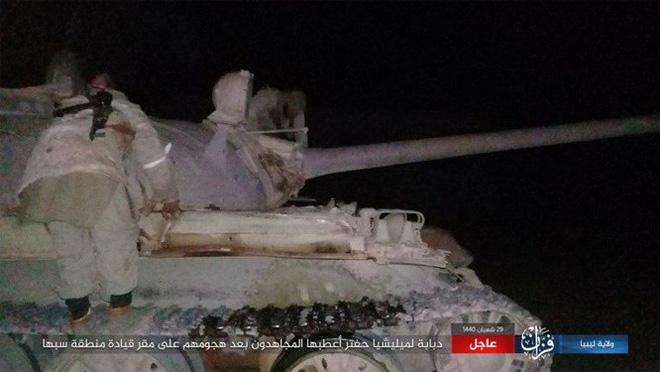 Chiến sự Libya chuyển biến phức tạp: Khủng bố IS tấn công, sát hại binh sĩ LNA - Ảnh 2
