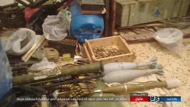 Chiến sự Libya chuyển biến phức tạp: Khủng bố IS tấn công, sát hại binh sĩ LNA - Ảnh 4