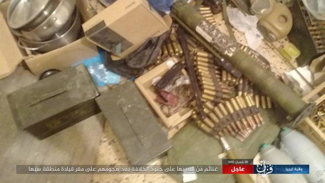 Chiến sự Libya chuyển biến phức tạp: Khủng bố IS tấn công, sát hại binh sĩ LNA - Ảnh 5