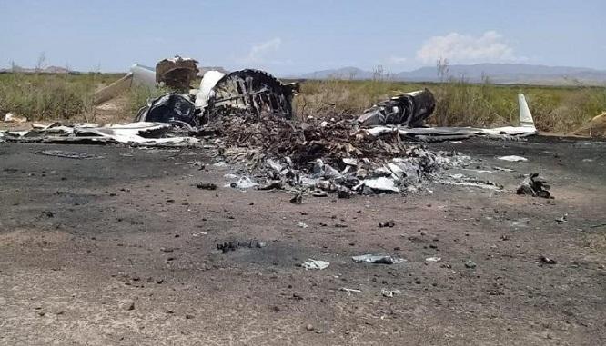 Rơi máy bay thảm khốc tại Mexico, toàn bộ 13 người trên khoang thiệt mạng - Ảnh 1