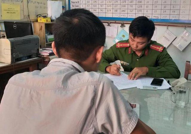 Đà Nẵng: Hành hung phóng viên, nam thanh niên bị phạt 2,5 triệu đồng - Ảnh 1