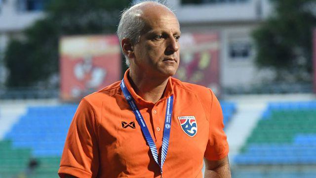 Thất bại tại giải giao hữu, HLV U23 Thái Lan tuyên bố từ chức - Ảnh 1