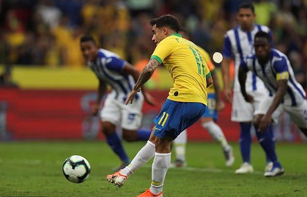 Ứng cử viên số 1 cho chức vô địch Copa Ameica 2019 là đội chủ nhà Brazil? - Ảnh 1