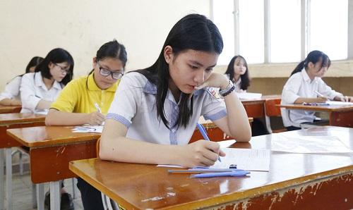 Đề thi môn Toán vào lớp 10 tại Đà Nẵng chuẩn nhất - Ảnh 3