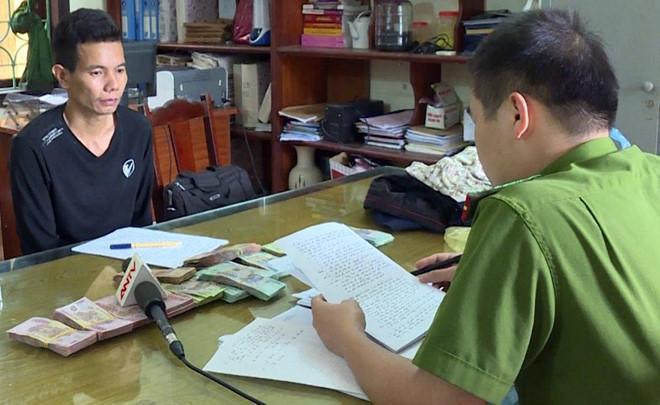 Vụ cướp hơn 500 triệu tại ngân hàng tại Phú Thọ: Nghi phạm đối diện mức án nào? - Ảnh 1