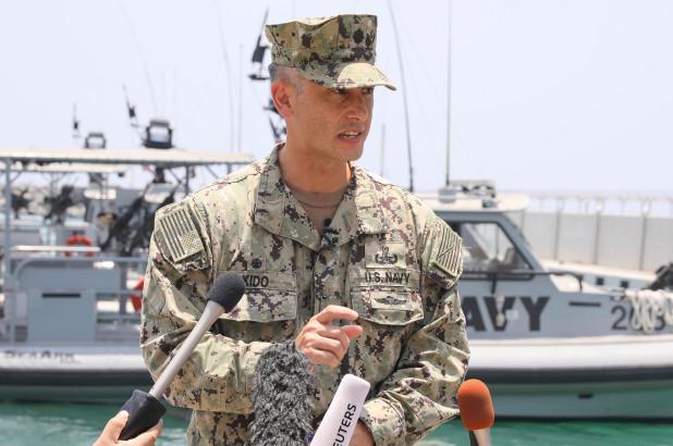 Mỹ tiếp tục tung bằng chứng Iran tấn công tàu chở dầu trên vịnh Oman - Ảnh 1