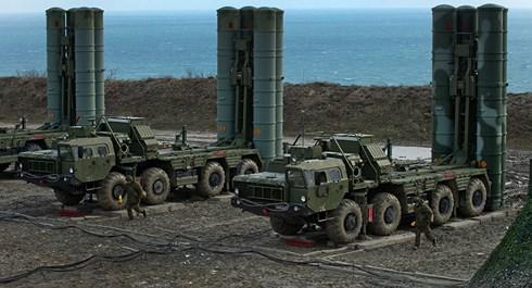 Tiết lộ khả năng đáng gờm của hệ thống 'rồng lửa' S-500 Nga đang sản xuất - Ảnh 1