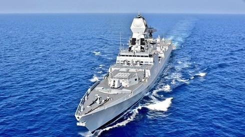 Sau vụ tấn công tàu chở dầu, thêm một quốc gia điều tàu chiến áp sát Iran  - Ảnh 1