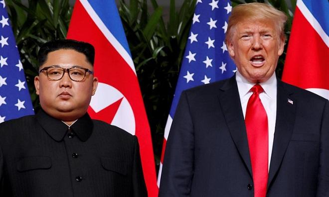 Triều Tiên cảnh báo Mỹ thời gian đàm phán sắp hết - Ảnh 1