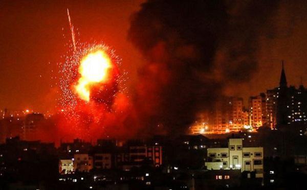 Tin tức quân sự mới nóng nhất hôm nay 3/6/2019: Máy bay ném bom Mỹ tập trận rầm rộ ở 'cửa ngõ' Iran - Ảnh 2