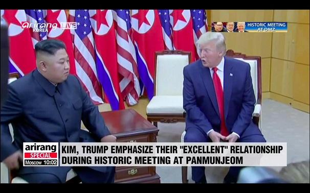 Nội dung bài phát biểu của Tổng thống Trump tại khu vực phi quân sự Triều Tiên - Ảnh 2