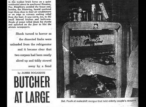 Những án mạng bí ẩn nhất mọi thời đại (Kỳ 3): Rùng rợn vụ thi thể hai vợ chồng già trong chiếc tủ đông - Ảnh 2