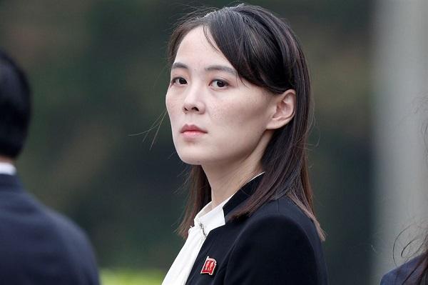 Em gái ông Kim Jong-un bất ngờ xuất hiện giữa 'bão' tin đồn thất thiệt - Ảnh 2
