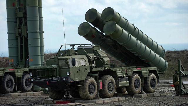 """Thổ Nhĩ Kỳ: """"Rồng lửa"""" S-400 của Nga tốt hơn tên lửa Patriot Mỹ - Ảnh 1"""