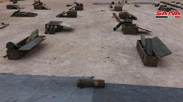 Phát hiện tên lửa chống tăng của Mỹ trong hang ổ khủng bố ở Syria - Ảnh 2