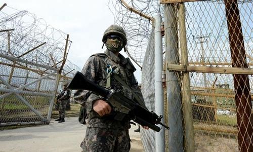 Hàn Quốc phát hiện vật thể bay không xác định tại khu phi quân sự DMZ - Ảnh 1