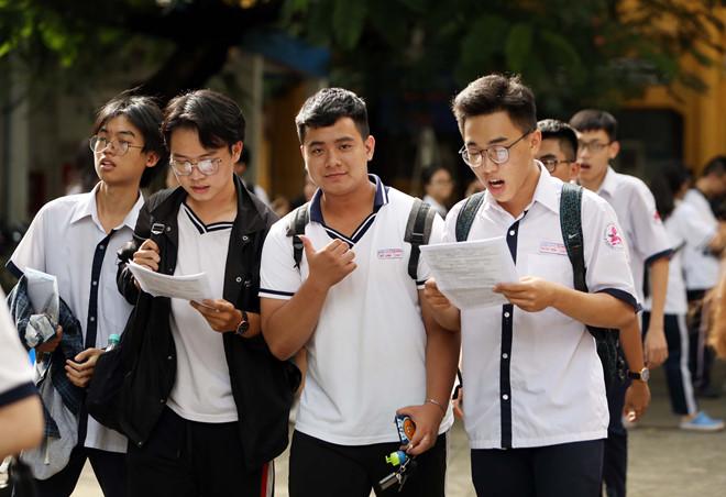 THPT quốc gia 2019: Hơn 70% thí sinh có điểm môn Lịch sử dưới trung bình - Ảnh 1