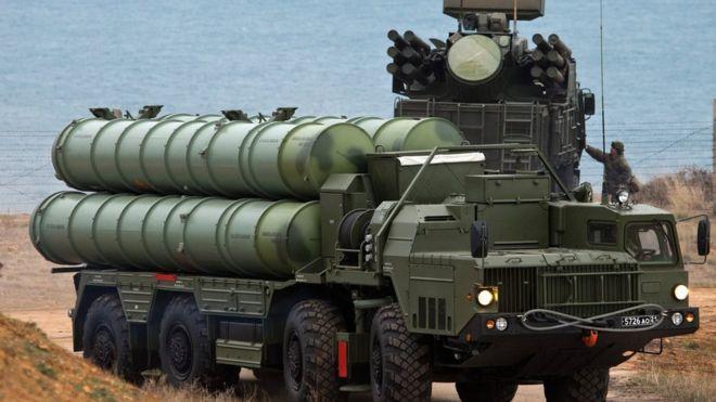 """Tổng thống Thổ Nhĩ Kỳ: """"Rồng lửa"""" S-400 là hệ thống phòng không mạnh nhất thế giới - Ảnh 2"""