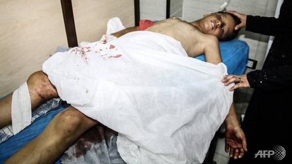 Quân đội Syria nã tên lửa thiêu rụi nhiều căn cứ trọng yếu của khủng bố tại Hama, Idlib - Ảnh 2