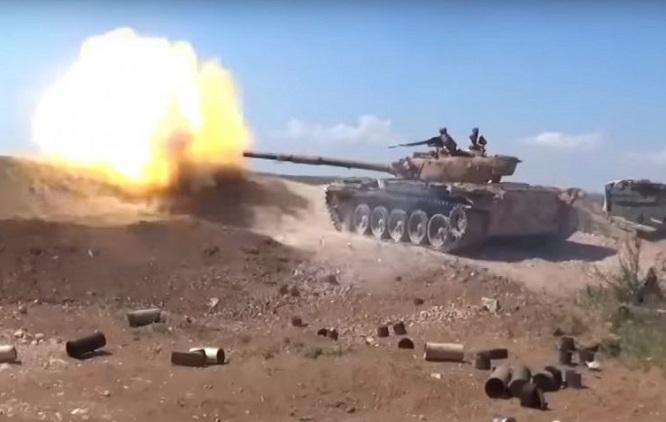 Quân đội Syria càn quét dữ dội, hàng chục tay súng khủng bố bị tiêu diệt - Ảnh 1