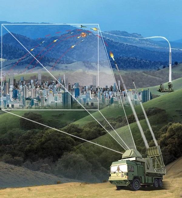 """Tên lửa phòng không I-Dome của Israel: Mái vòm sắt"""" trên xe bánh hơi - Ảnh 2"""