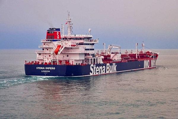 Anh cảnh báo phản ứng mạnh sau việc Iran bắt giữ tàu chở dầu tại Eo biển Hormuz - Ảnh 1