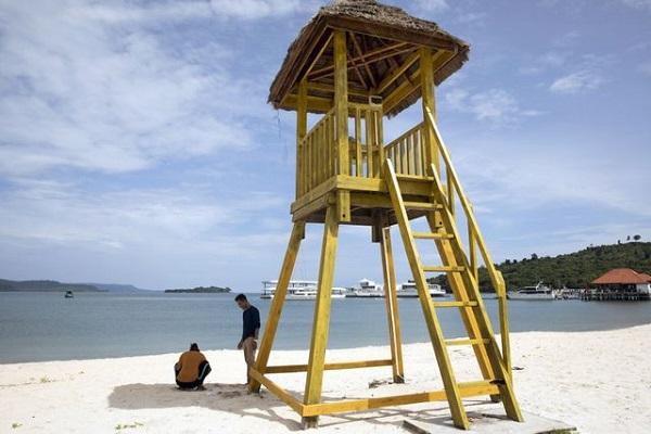 Có gì bên trong khu nghỉ dưỡng Campuchia cho Trung Quốc thuê 99 năm mà Mỹ lo ngại? - Ảnh 1