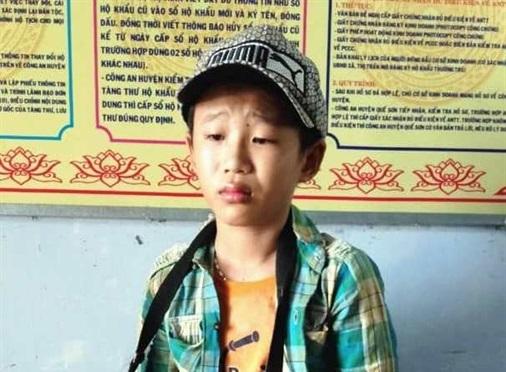 Hành trình truy bắt nghi phạm trong vụ cậu bé bán vé số bị đánh gãy tay, cướp tiền tại Quảng Nam - Ảnh 1