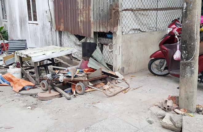 Sóc Trăng: Thiếu niên 16 tuổi tông xe ba gác vào quán cơm khiến bé trai 6 tuổi tử vong - Ảnh 1