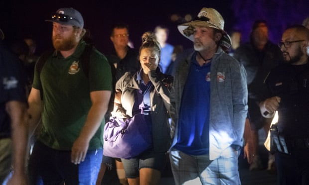Xả súng kinh hoàng tại lễ hội ẩm thực Mỹ, gần 20 người thương vong  - Ảnh 1