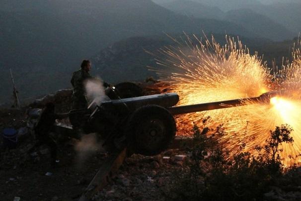 Tin tức quân sự mới nóng nhất hôm nay 3/7: Syria bắn phá chiến tuyến của khủng bố ở Latakia - Ảnh 1
