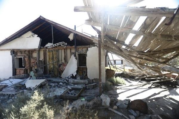 Động đất lớn nhất trong vòng 25 năm ở California: Người Việt tại Mỹ hoang mang lo sợ - Ảnh 3